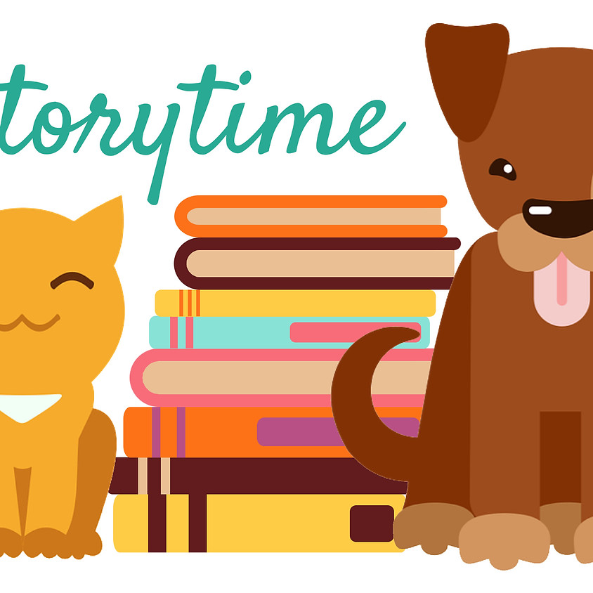 First Thing's First Story Time @ Parker Public Library