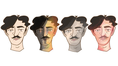 Fred colour tests