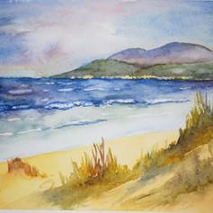 'A Welsh Beach'