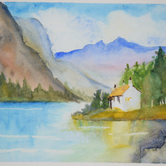 'A Norwegian Fjord'