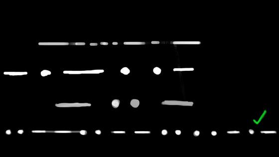 Morse Code tests.