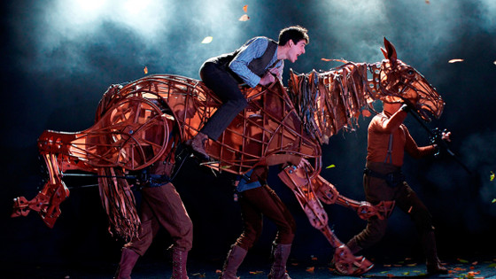 War Horse - Stage show - Review