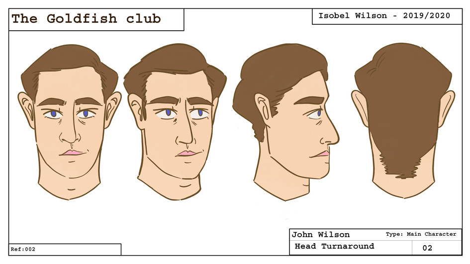 John head turnaround