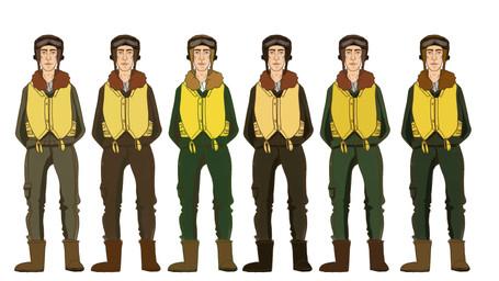 Uniform colour tests