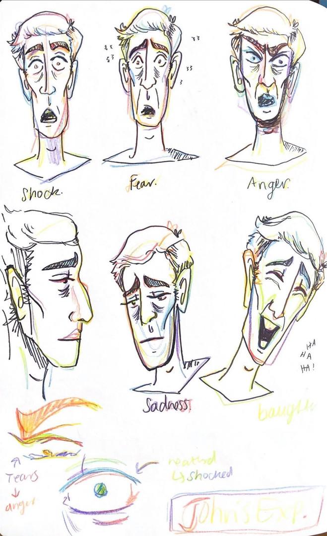 John - Expressions