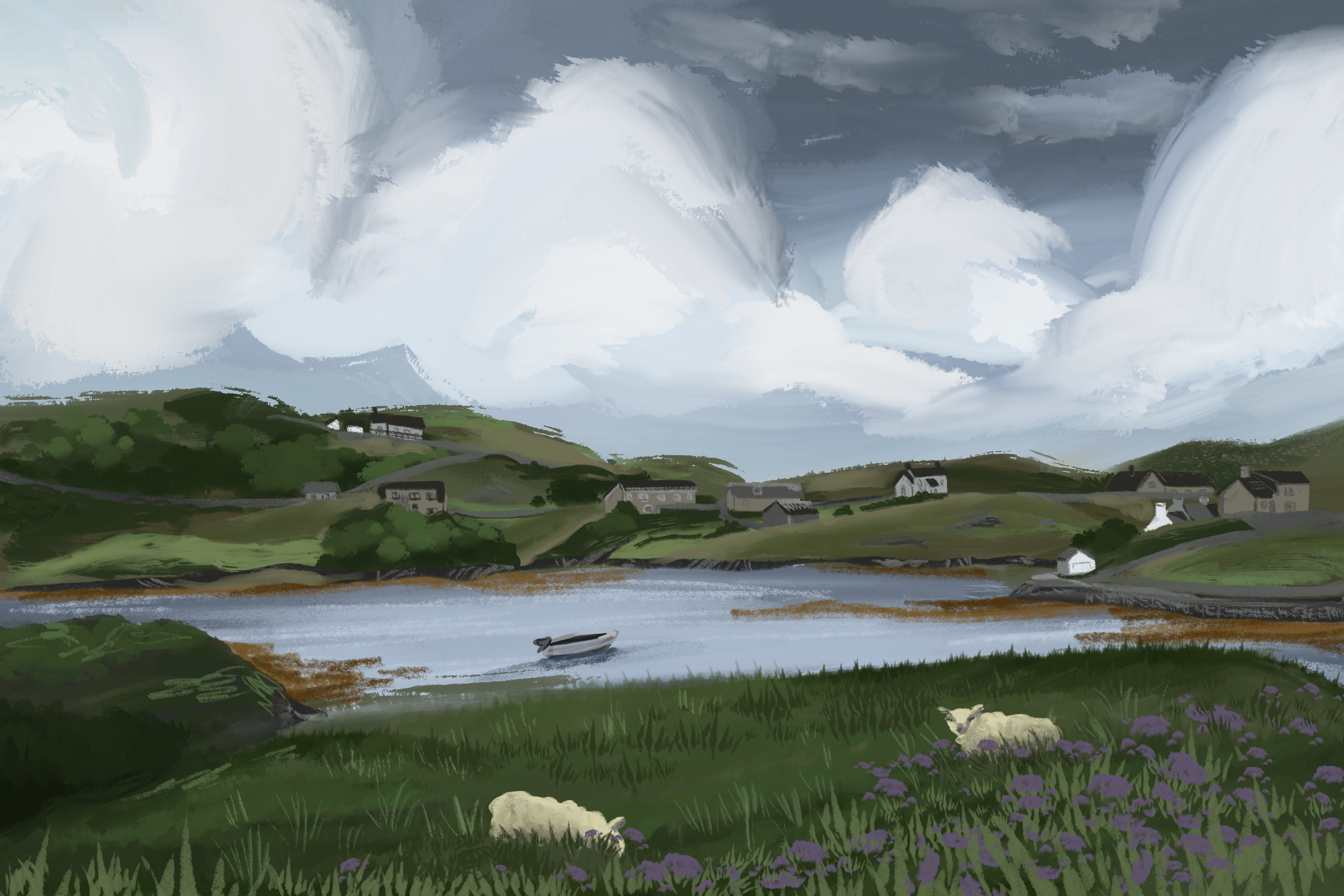 Isle of Scalpay
