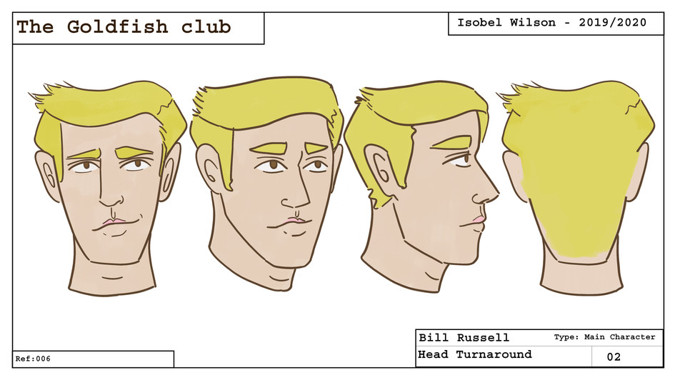 Bill head turnaround