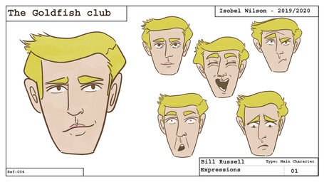 Bill expressions sheet