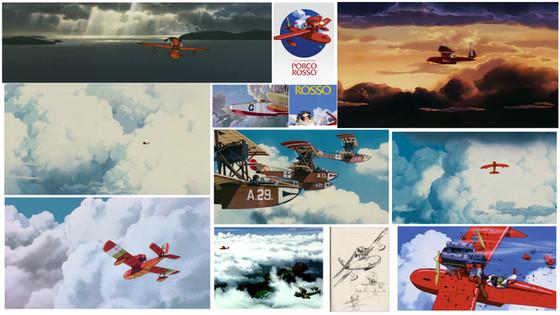 Studio Ghibli - Porco Rosso
