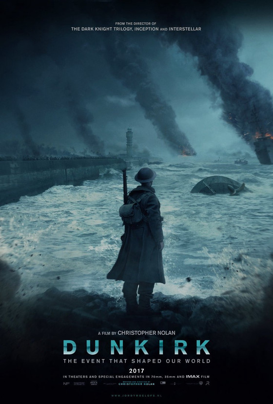 Dunkirk (2017) : Review