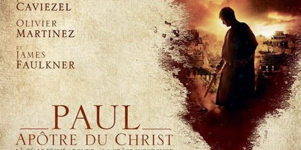 film « PAUL, APÔTRE DU CHRIST »