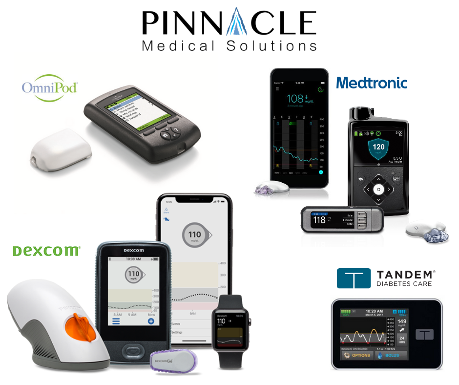 DIABETES PRODUCTS | Pinnacle Medical Solutions