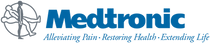 Medtronic Logo - Diabetes products sold by Pinnacle Medical Solutions