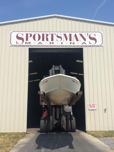 Sportsman's Marina Dry Storage