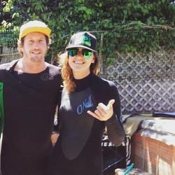 Melissa and Barney