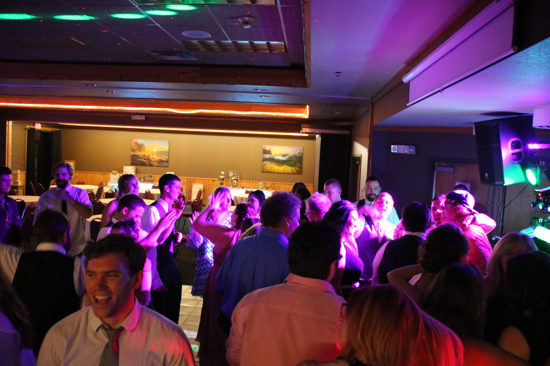 Guests Dancing the Night Away