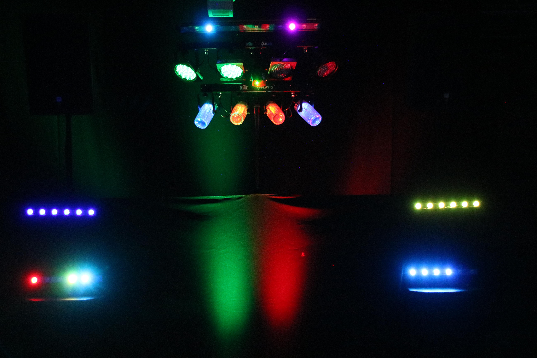 Sure To Light Up The Dance Floor