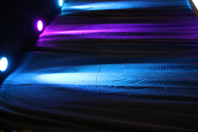 Backdrop Up-Lighting