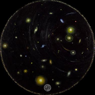 Intergalactic Space