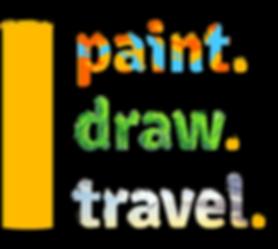 I paint. I draw. I travel.png
