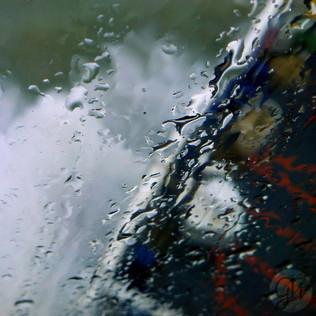 Ferry on the Crashing Seas