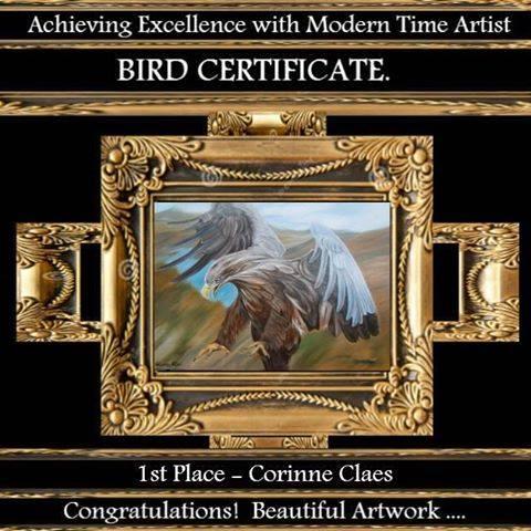 Bird Certificate