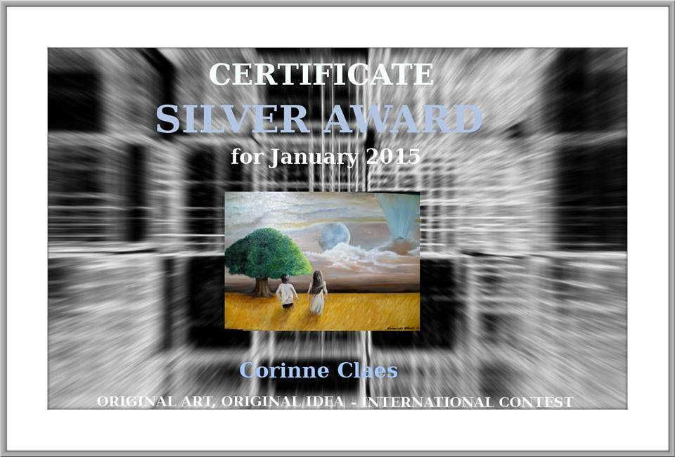 Certificate Silver Award