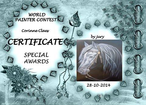 Black beauty, certificate
