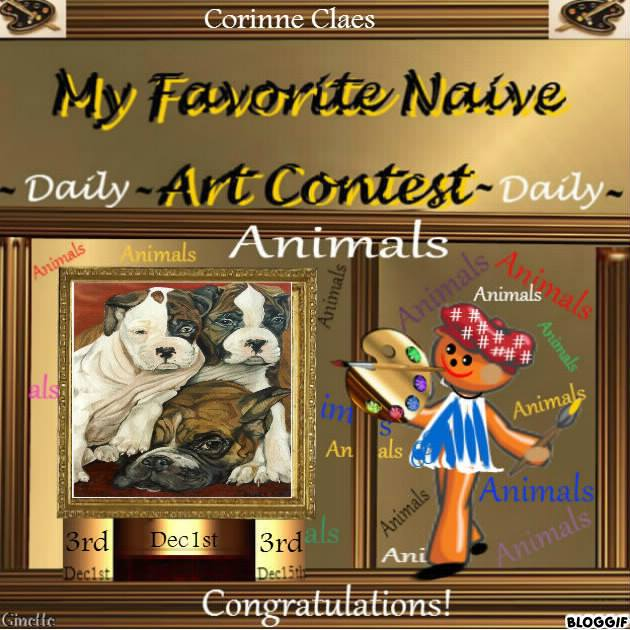 daily contest animals