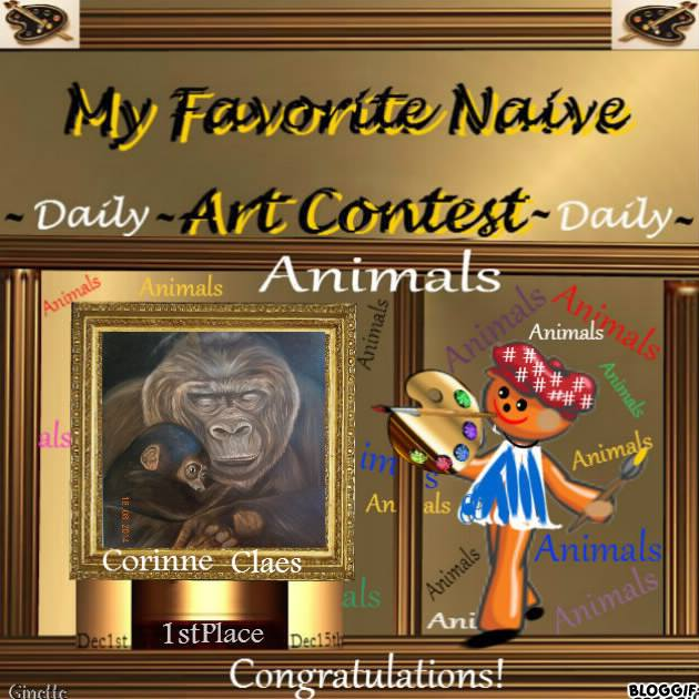 Daily contest, animals