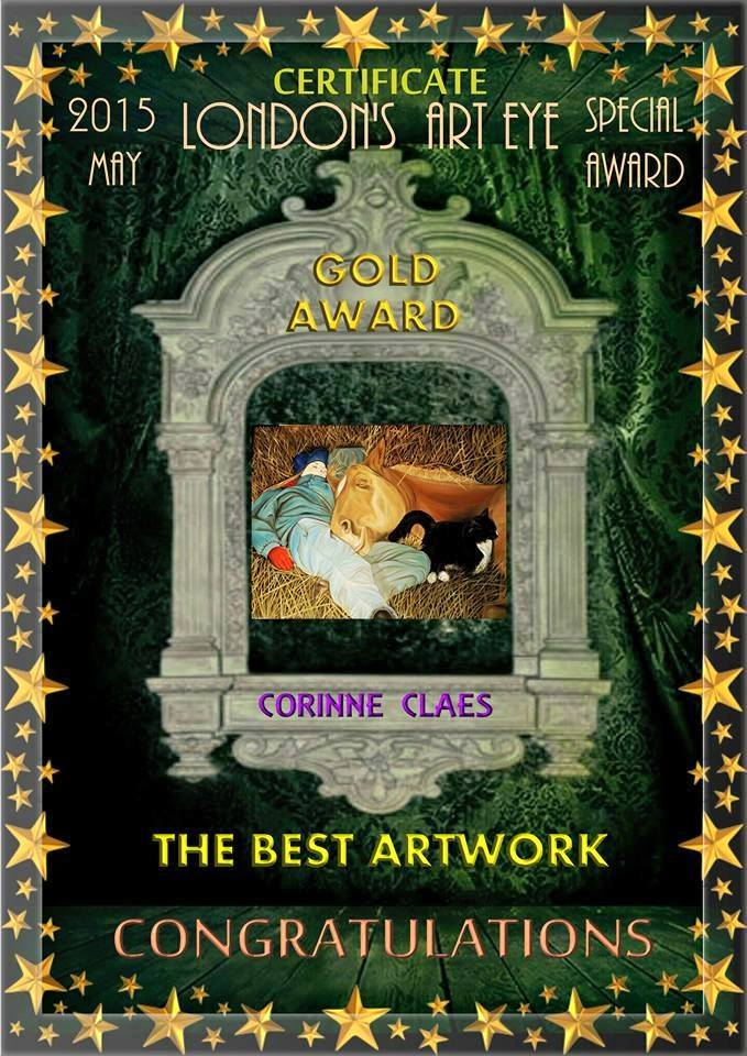 Certificate, the best artwork