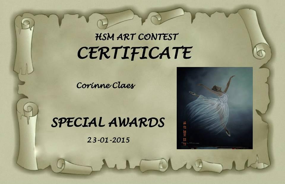 HSM art contest