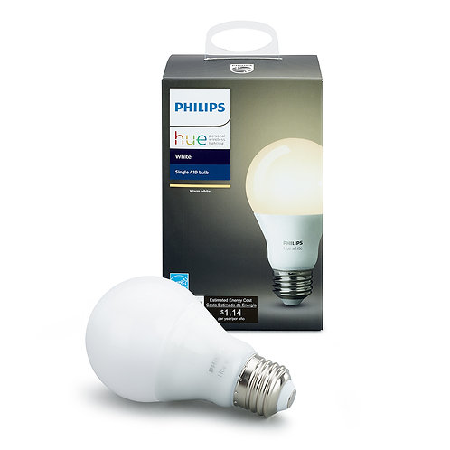 Ampolleta LED Philips Hue E27 Blanco