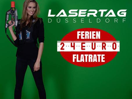 Die LaserTag Ferien-Flat is back!