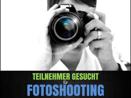 Teilnehmer für Fotoshooting gesucht