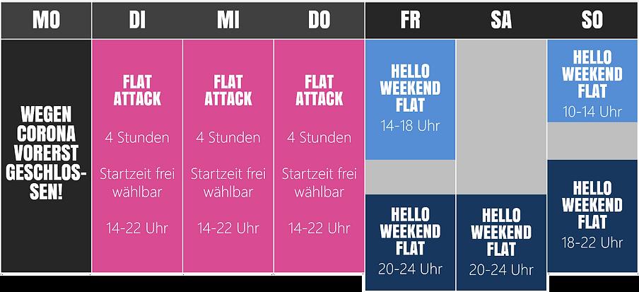 LaserTag-Duesseldorf-Corona-Flat-Table-I