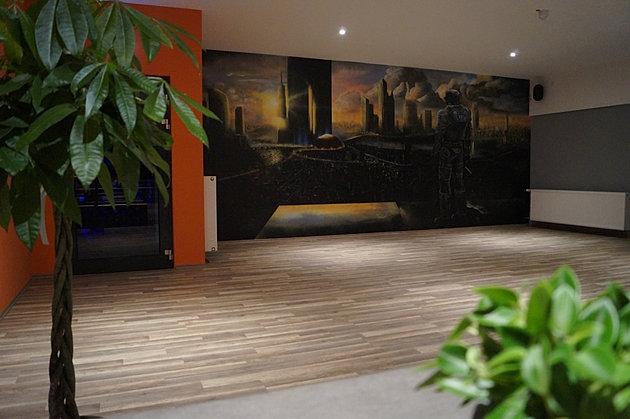 unsere lounge lasertag d sseldorf. Black Bedroom Furniture Sets. Home Design Ideas