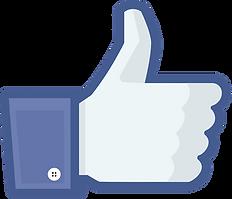 Facebook Daumen für Lasertag Düsseldorf
