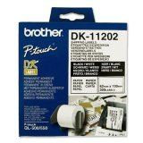 Brother Dk-11202 Labels 62mm x 100mm