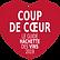 Coup de coeur guide hachette des vins 2019, champagne grande réserve Bourgeois-Boulonnais
