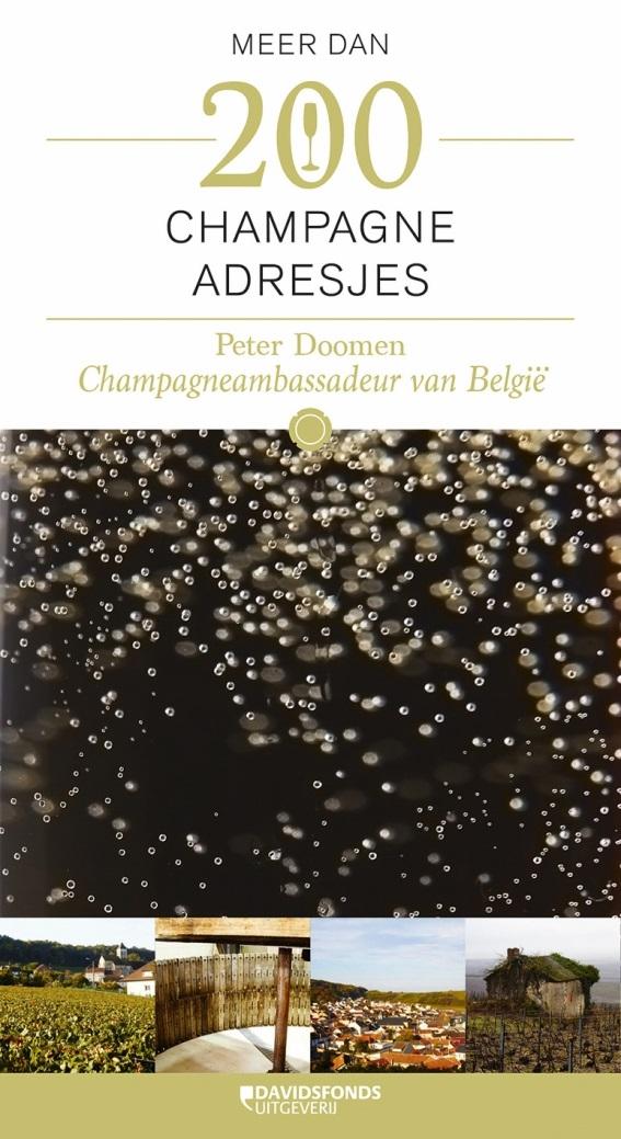 peter Doomen champagne 200 adresses