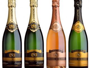 Champagne pour les fêtes