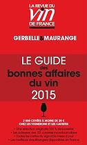Guide des bonnes affaires du vin 2015