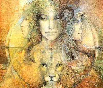 Leo Full Moon--Conflict of Values