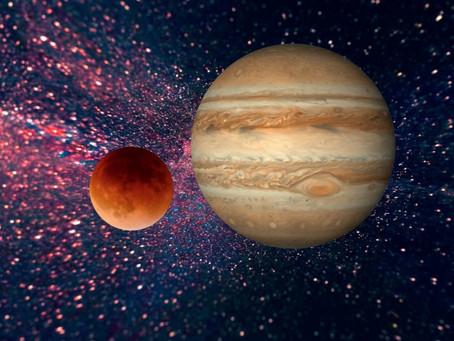 Mars Retrogrades in Aries, Jupiter Goes Direct in Capricorn