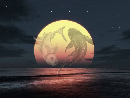 Pisces Full Moon and the Libra Equinox