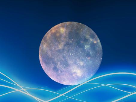 Weekly Astrology Forecast--Aquarius Full Moon