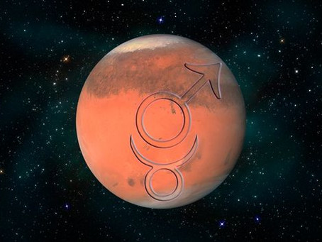 Weekly Astrology Forecast--3 Planets Change Signs