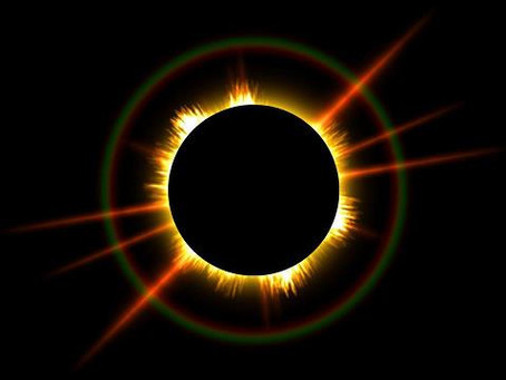 GEMINI NEW MOON SOLAR ECLIPSE--Seeing Clearly