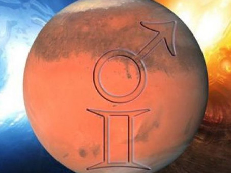 Weekly Astrology Forecast--Mars in Gemini--the Power of Thoughts and Words